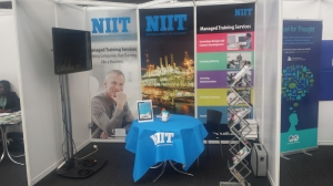 NIIT's Stand at Get Energy 2014